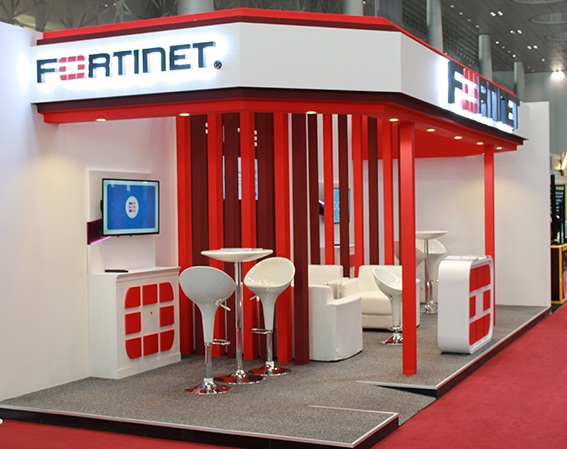Milipol Exhibition - Fortinet - 15th to 17th of March 2021