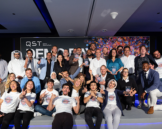 QST Demo Day - Qatar Sports Tech - May 2, 2019