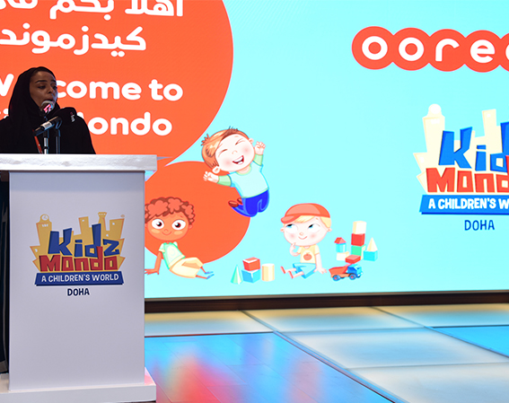 Kidz Mondo, Ooredoo Inauguration,  March 2017